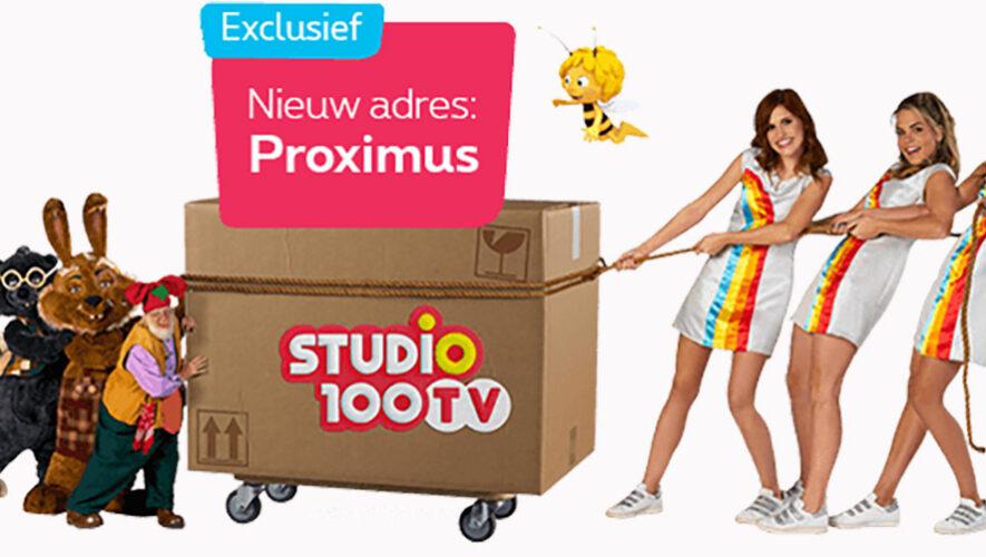 Proximus TV - Studio 100 TV
