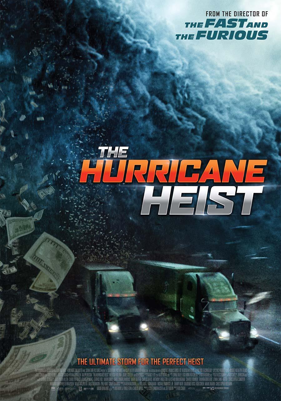 Win tickets voor 'The Hurricane Heist' ( Afgelopen