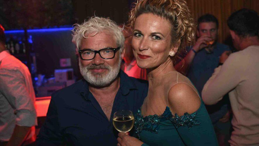 Ann Van den Broeck en Stany Crets