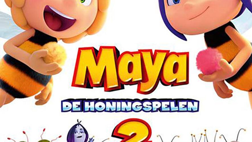 Maya - De Honingspelen