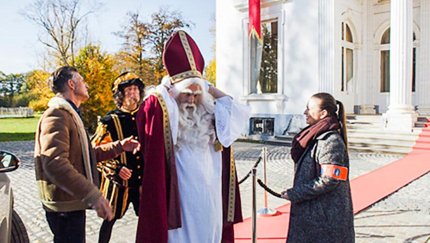 Sinterklaas De Buurtpolitie