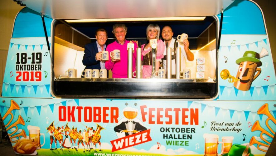oktoberfeesten Wieze 2019