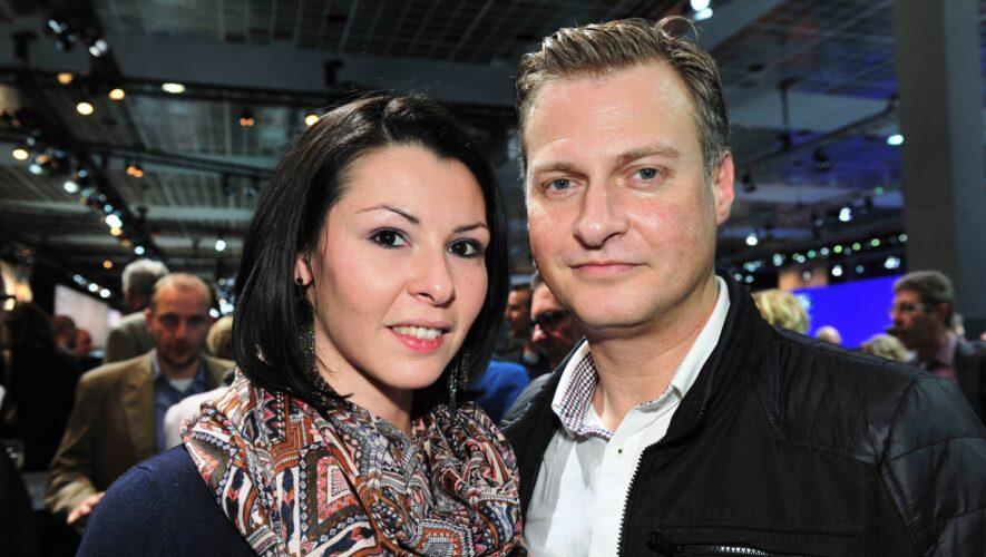 Gunter Van Campenhout en Isabelle