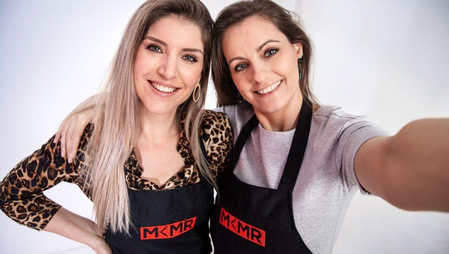 Mira en Anne-Sophie uit Mijn Keuken Mijn Restaurant
