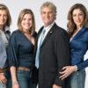 Debby Pfaff, Lyndsey Pfaff, Jean-Marie Pfaff en Kelly Pfaff